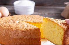 Κέικ με ζεστό γάλα! Το πιο εύκολο και αφράτο Cornbread, Recipies, Sweet, Ethnic Recipes, Desserts, Food, Cakes, Kitchen, Millet Bread