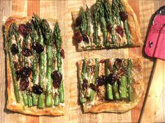 Asparagus Goat Cheese Tart — Pick Me Meal Club