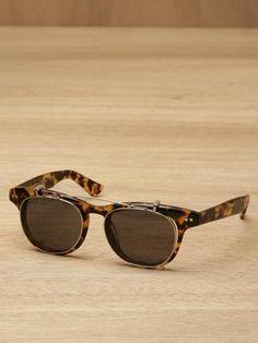 Clip on glasses from Illesteva