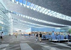 Kolkata Airport India - Intervals of Light