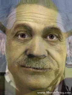 Johnny Depp, Shrek | My pictures | Pinterest | Shrek ...