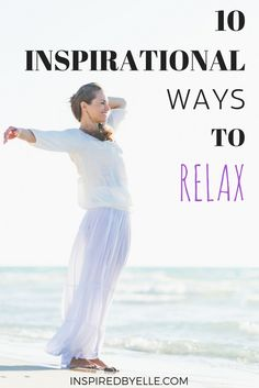 Like it or not, life in the 21st Century is a minefield of challenges! We live in a stressful society where hard work is valued over relaxation. The burning question is how to relax when life is just so busy..? Well, this article may offer some inspirational ideas for relaxation.. #Blog #Relaxation #Inspiration