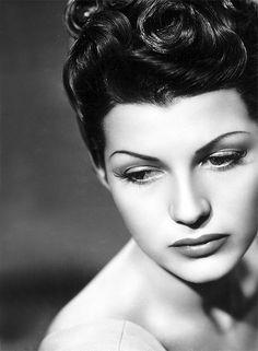 Rita Hayworth..