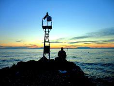 Ηλιοβασίλεμα στην Σάνη-Χαλκιδικής  http://magdax.blogspot.gr/2013/04/sani-halkidiki-greece.html