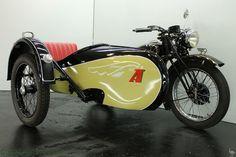 Ardie 1935 RBU 505 Kamerad 500cc