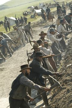 Hell On Wheels   Common in Hell on Wheels (foreground) photo - Hell on Wheels picture ...