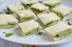 Classic High Tea Sandwiches Ideas and Fillings for Vintage Afternoon Teas