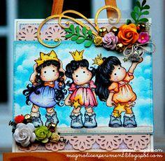 Magnolia Experiment: Princes and Princesses