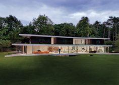 casa de diseño en Holanda | domusxl #architecture #inspiration
