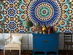 Colonial living room photos in blue by pixers | homify