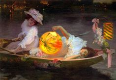 Ulpiano Checa y Sanz - Midsummer's Eve | Flickr - Photo Sharing!
