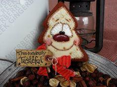 Árbol-mendously galleta con patrón 135 por GingerberryCreek