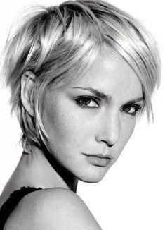 11 Peinados Casuales para Cabello Corto - Peinados