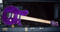 Image detail for -My new amber EVH Wolfgang... - The Gear Page