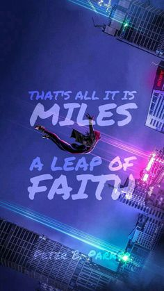 Leap of faith Black Spiderman, Spiderman Spider, Spider Gwen, Spiderman Tattoo, Amazing Spiderman, Marvel Art, Marvel Avengers, Spider Man Quotes, Illustration Comic