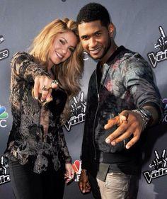 """LAS CADERAS TABASCO: Nuevas Fotos: Shakira en el eventos de """"The Voice""""..."""