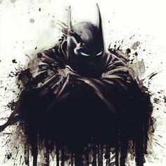 Batman, Collin Chan on ArtStation at https://www.artstation.com/artwork/LkBmK
