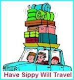Have Sippy Will Travel -