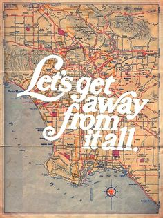 Let's get away from it all! #roadtrip #inspiration