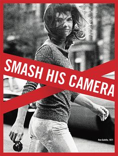 "Tomorrow at Anthology Film Archives: A screening and book signing with self-described ""paparazzo superstar"" Ron Galella."