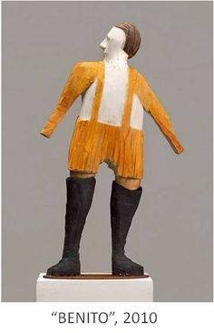 FRANCISCO LEIRO Human Sculpture, Wood Sculpture, Sculptures, Modern Contemporary, Miniatures, Carving, Inspiration, Home Decor, Wood