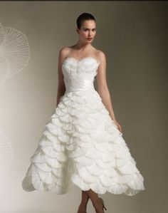Hermoso vestido de novia!!!!