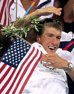 Michael Phelps: 19 Olympic Medals - Swimming Slideshows | NBC Olympics