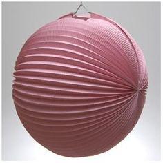 Pink Party Lantern