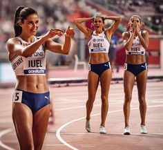 Tight Abs, Beautiful Athletes, Athletic Girls, Running For Beginners, Sporty Girls, Muscle Girls, Skinny Girls, Female Athletes, Women Athletes