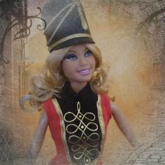 Shaina as FAO Schwarz 150th Anniversary Barbie