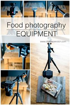 Find out what essential pieces of equipment you need to rock your food photography.