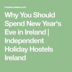 Enjoy New Years Eve in Dublin 2018 | oud en nieuw 2017 2018