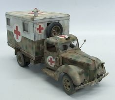 Ford V3000 Ambulance