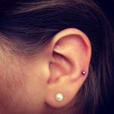 Auricle Ear Piercing