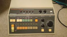 MATRIXSYNTH: Roland CR-5000 Analog Drum Machine Synthesizer wit...