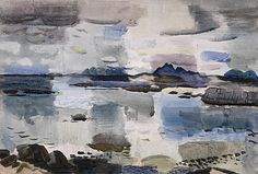 William Gillies — Skye Hills near Morar