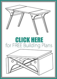 Convertible Coffee Table Tutorial and Plans! – Reality Daydream Convertible Coffee Table Tutorial and Plans! Folding Furniture, Multifunctional Furniture, Smart Furniture, Space Saving Furniture, Wood Furniture, Furniture Design, Business Furniture, Multipurpose Furniture, Outdoor Furniture