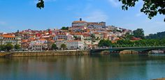 COIMBRA, PORTUGAL -- The Cambridge of Portugal, Coimbra is a vibrant college town, and home to the country's best University. During the academic year, the local bars and restaurants are teeming with students, but during the summer months, Coimbra experiences a quiet slumber.