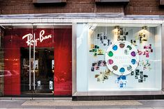 refelctions_ray_ban_store