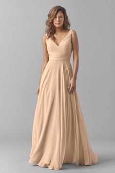 Watters Dress  UMBER COLOR