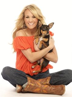 Carrie Underwood Teams Up With Pedigree To Support Animal Adoption ...