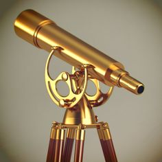 vintage telescope - Google Search
