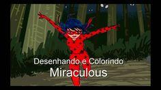 Miraculous Ladybug Novo Desenho Completo - Desenho Miraculous 2016 Portu...