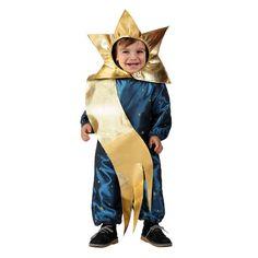 371e115d30b18 Disfraz Estrella Fugaz Bebé para Navidad🎄 - Envío 24 h ✅ Déguisement  Etoile