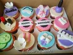 Couture cupcakes Aggies Sweets Pinterest Couture