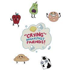 """""""Crying"""" Breakfast Friends! // Steven Universe"""