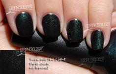 Nicole by OPI - Turn Out the Light