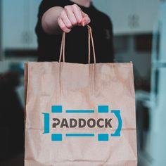 Conception de logo pour nouveau concept! ARRÊT AU PUITS OBLIGATOIRE! Your Message, Paper Shopping Bag, Branding, Messages, Graphic Design, Logo Designing, Baby Born, Brand Management
