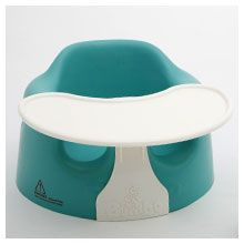 Bumbo Chair ... comfy for baby, and even better, they can't get out! - Want.