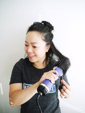 Lazy Girl Approved: Hot Tools Signature Series One-Step Blowout Volumizer - Stacey H Burrage Hot Tools, Lazy Girl, Messy Hairstyles, First Step, Wasting Time, Beauty And The Beast, In The Heights, Hair Beauty, Hair Styles